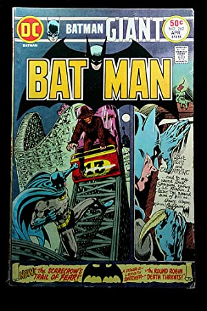 Batman GIANT No.262