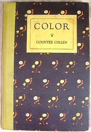 Color: Cullen, Countee