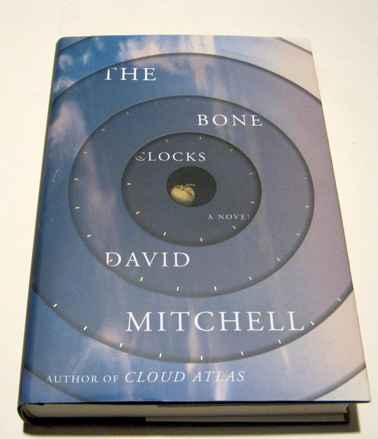 The Bone Clocks: A Novel (Signed, Dated): Mitchell, David