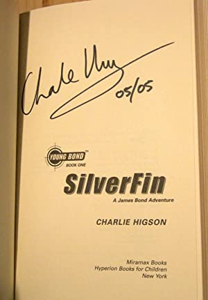Silverfin (Signed, Dated): HIGSON, CHARLIE;Higson, Charles