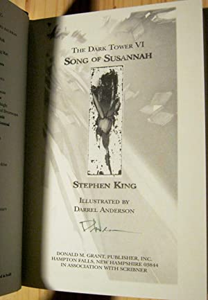 Song of Susannah (The Dark Tower, Book 6): Stephen King