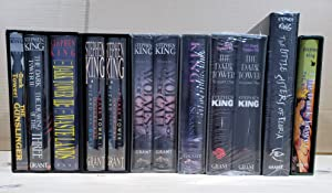 THE DARK TOWER 9 BOOK SERIES: THE: Stephen King