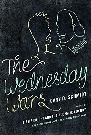 The Wednesday Wars (Signed Twice, Lined): Schmidt, Gary D.