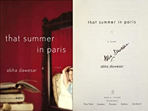 That Summer in Paris: A Novel: Dawesar, Abha