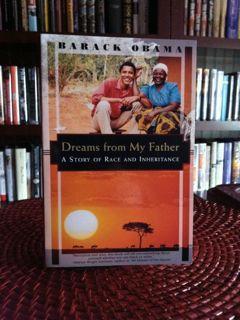Dreams from My Father: A Story of Race and Inheritance (Kodansha): Obama, Barack