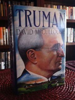 Truman (First Printing): McCullough, David Willis