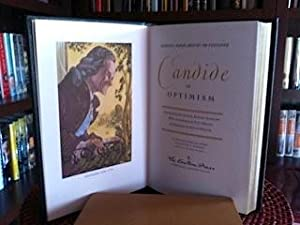 Candide, or Optimism (Easton Press Leather-bound): Voltaire, Francois Marie; illustrator Sylvain ...