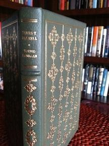 YOUNG LONIGAN (SIGNED, LEATHER BOUND): Farrell, James T., Illustrated by Mitchell Hooks