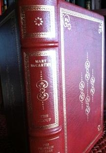 The Group: McCarthy, Mary. Illustrated by Miki (Franklin Press leatherbound)