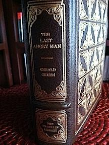 The Last Angry Man: Green, Gerald, Illustrated by Fred W. Thomas