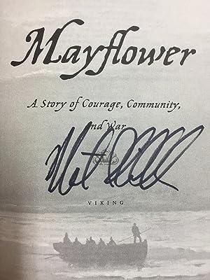 Mayflower : A Story of Courage, Community,: Philbrick, Nathaniel