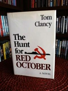 The Hunt for Red October (Has all First Printing Points): Clancy, Tom