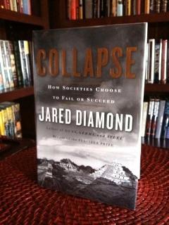 Diamond s Collapse  Twilight at Easter   Ekostories Thesis of collapse