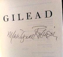 Gilead: Robinson, Marilynne