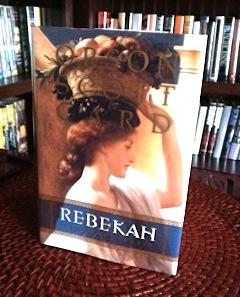 Rebekah : Women of Genesis; Signed and Dated First Printing: Card, Orson Scott