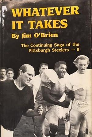 Whatever It Takes: The Continuing Saga of: Jim O'Brien