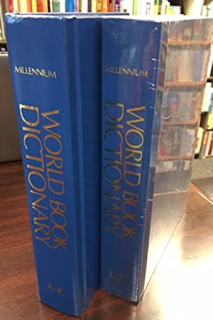 The World Book Dictionary - Millennium Edition (2 Volume Set)