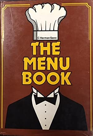 The Menu Book and Check-List Of Dishes (Revised)