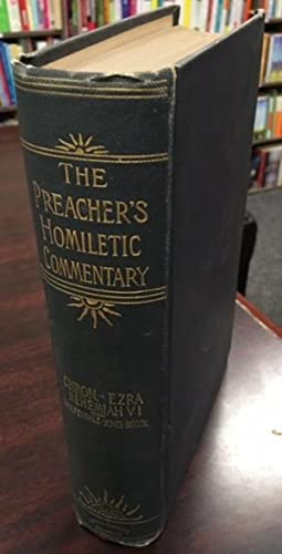 A Homiletical Commentary on the books of: James Wolfendale, William