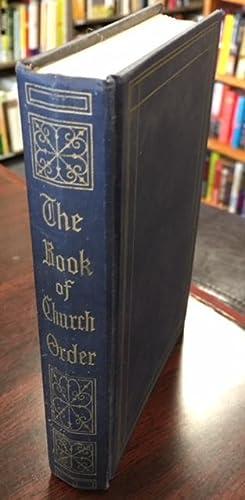 Presbyterian Church Book Of Order