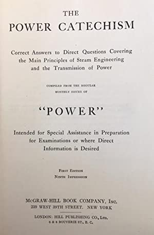 Power Catechism: Correct Answers to Direct Questions: Preface-F. R. Low
