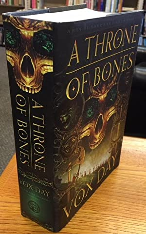 A Throne of Bones (Arts of Dark and Light - Book One)
