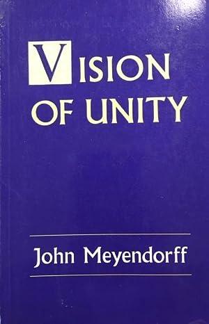 Vision of Unity: JOHN MEYENDORFF