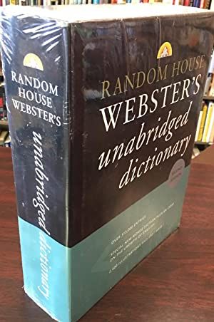 Random House Webster's Unabridged Dictionary, Second Edition