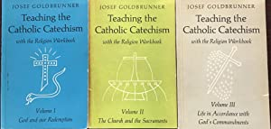 Teaching the Catholic Catechism, with the Religion Workbook - 3 Volume Set (God and Our Redemptio...