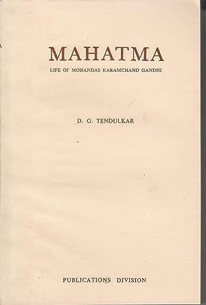 Mahatma Vol Four 1934-1938: Tendulkar, D. G.