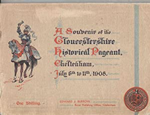 Gloucestershire Historical Pageant, Cheltenham: Burrow, Edward J.
