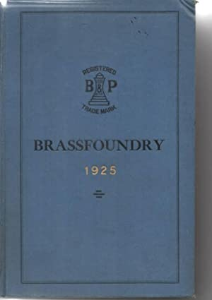 Illustrated Catalogue of General & Cabinet Brassfoundry