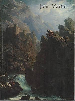 John Martin 1789 - 1854 Loan Exhibition