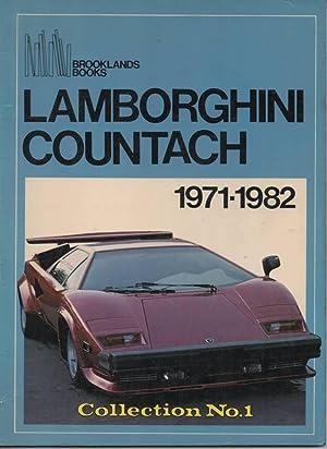 Lamborghini Countach Collection, No. 1: Clarke, R. M.