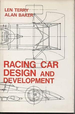 Racing Car Development and Design: Terry, Len &