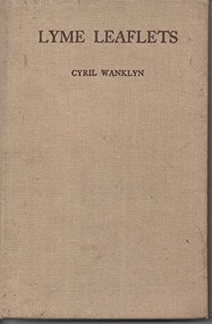 Lyme Leaflets: Wanklyn, Cyril