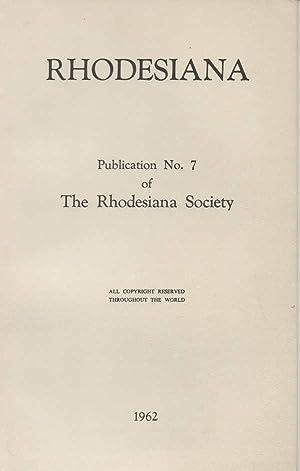 Rhodesiana