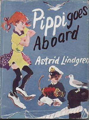 Pippi Goes Aboard: Lindgren, Astrid