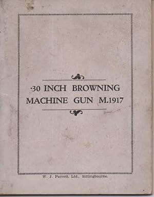 30 Inch Browning Machine Gun M1917