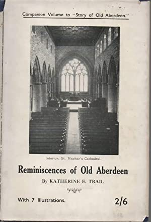 Reminiscences of Old Aberdeen: Trail, Katherine E