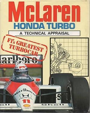 McLaren-Honda Turbo A Technical Appraisal: Bamsey, Ian
