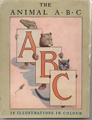 The Animal A. B. C: Golding, Harry