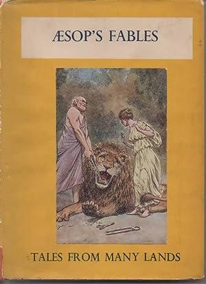 Æsop's Fables: Tilney, F. C