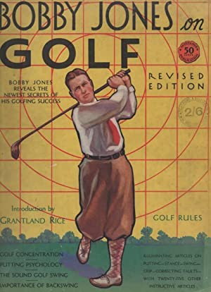 Bobby Jones on Golf: Jones, Bobby