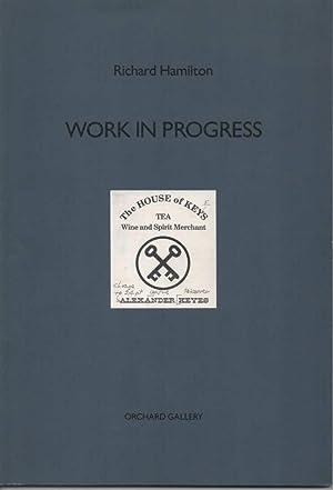 Work in Progress: Hamilton, Richard