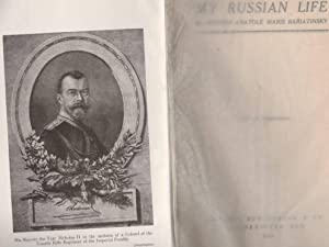 My Russian Life: Bariatinsky, Anatole Marie