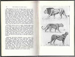 Game Animals of Eastern Africa: Guggisberg, C. A. W.
