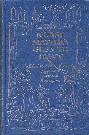 Nurse Matilda Goes to Town: Brand, Christina