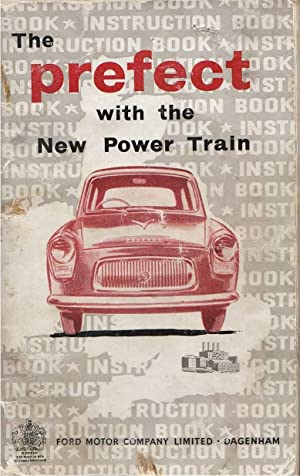 The Prefect with the New Power Train Instruction Book