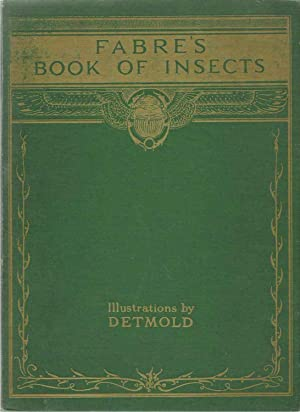 Fabre's Book of Insects Retold from Alexander: Stawell, Mrs Rodolph